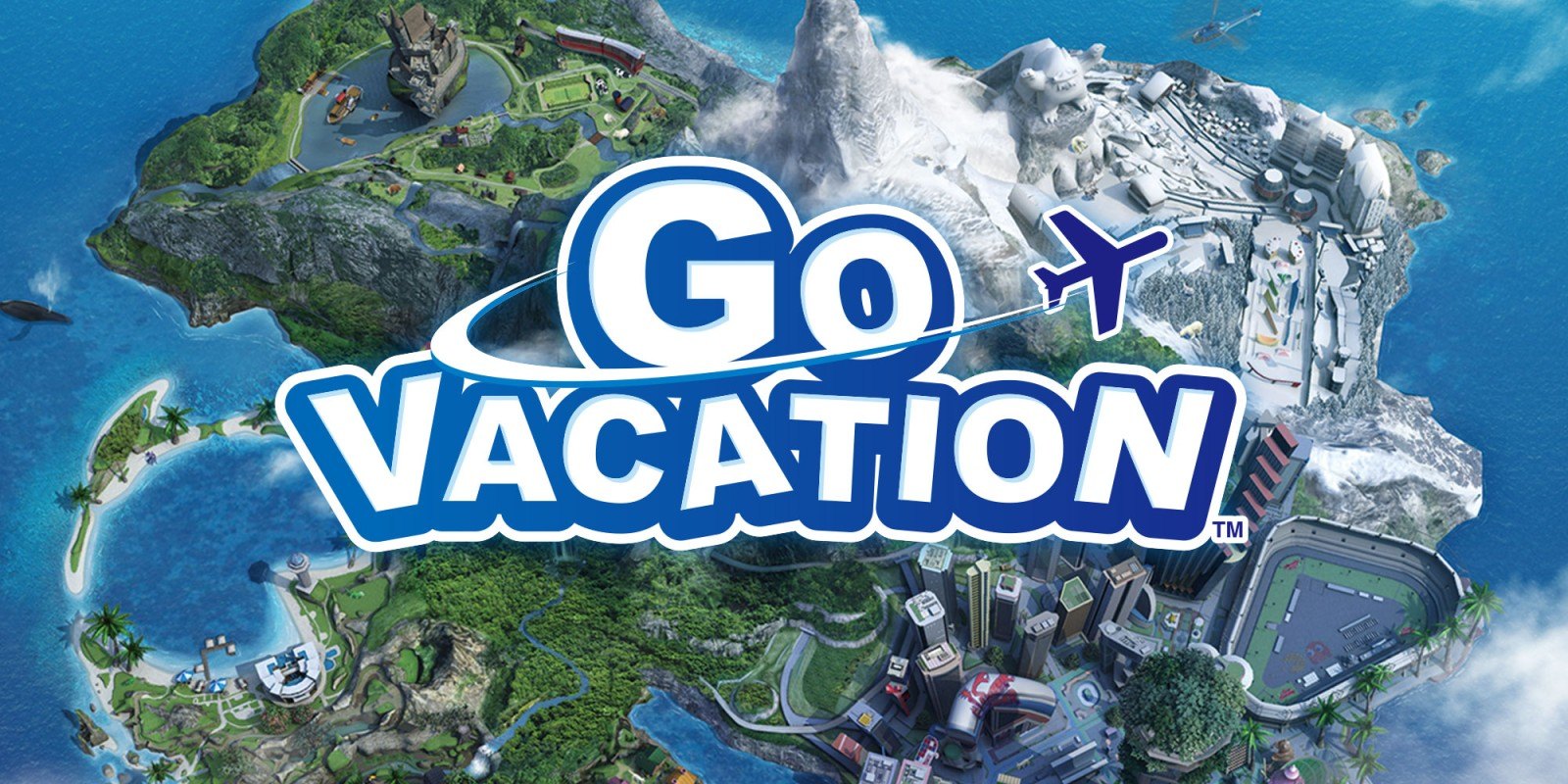 GO VACATION  Nintendo Switch  Games  Nintendo