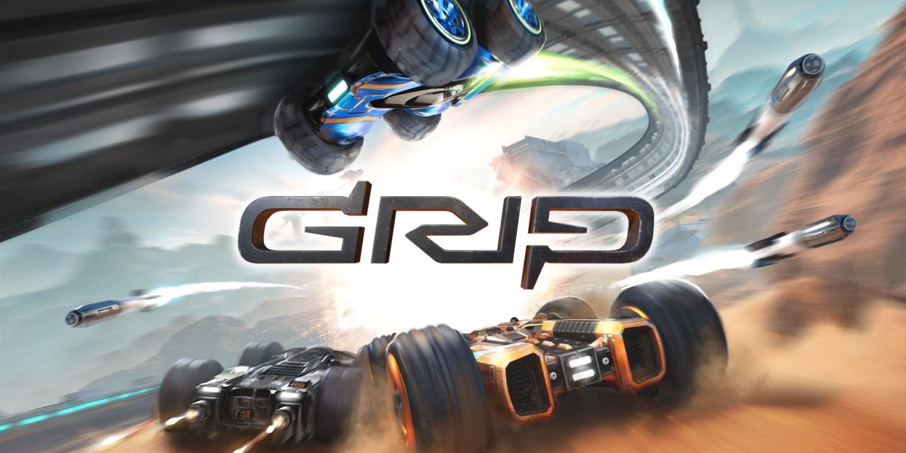 Car Tracking Device >> GRIP   Nintendo Switch   Games   Nintendo