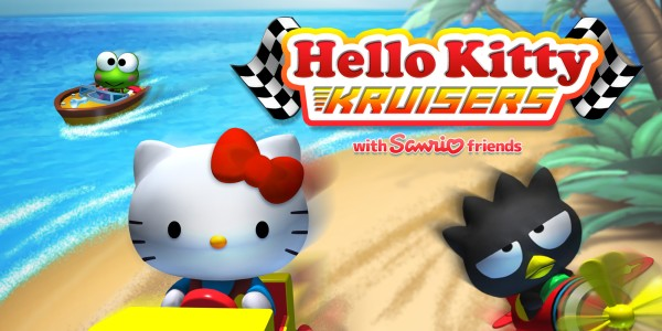 Hello Kitty Kruisers With Sanrio Friends