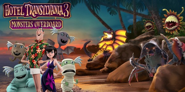 Hotel Transylvania 3: Monsters Overboard