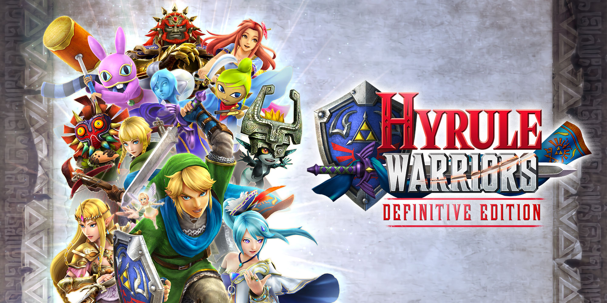 Hyrule Warriors: Definitive Edition | Nintendo Switch | Games | Nintendo