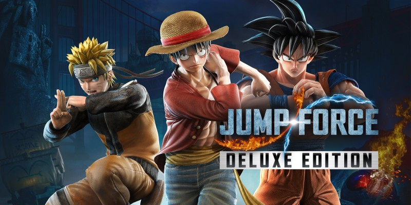 JUMP FORCE - Deluxe Edition