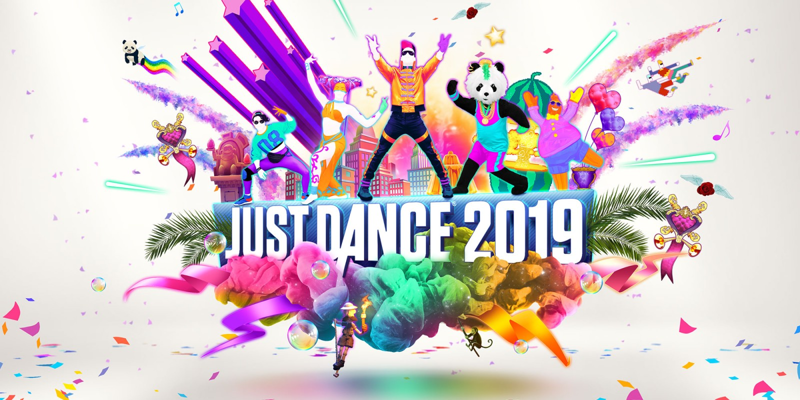 Just Dance 2019 Nintendo Switch Juegos Nintendo