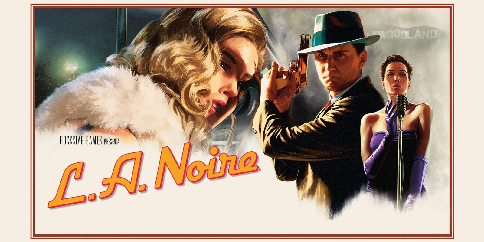 L A Noire Nintendo Switch Juegos Nintendo