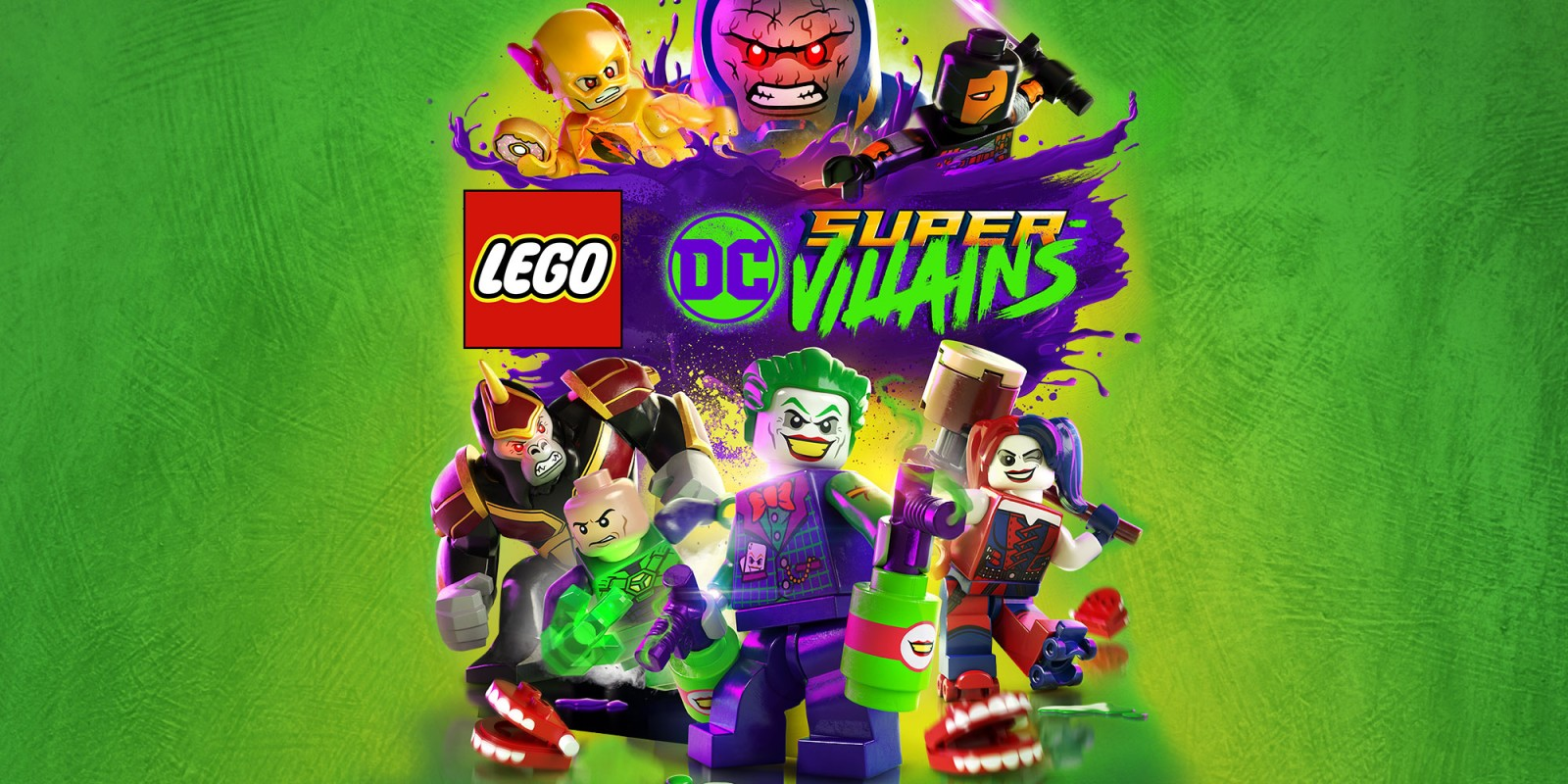 LEGO® DC Super-Villains