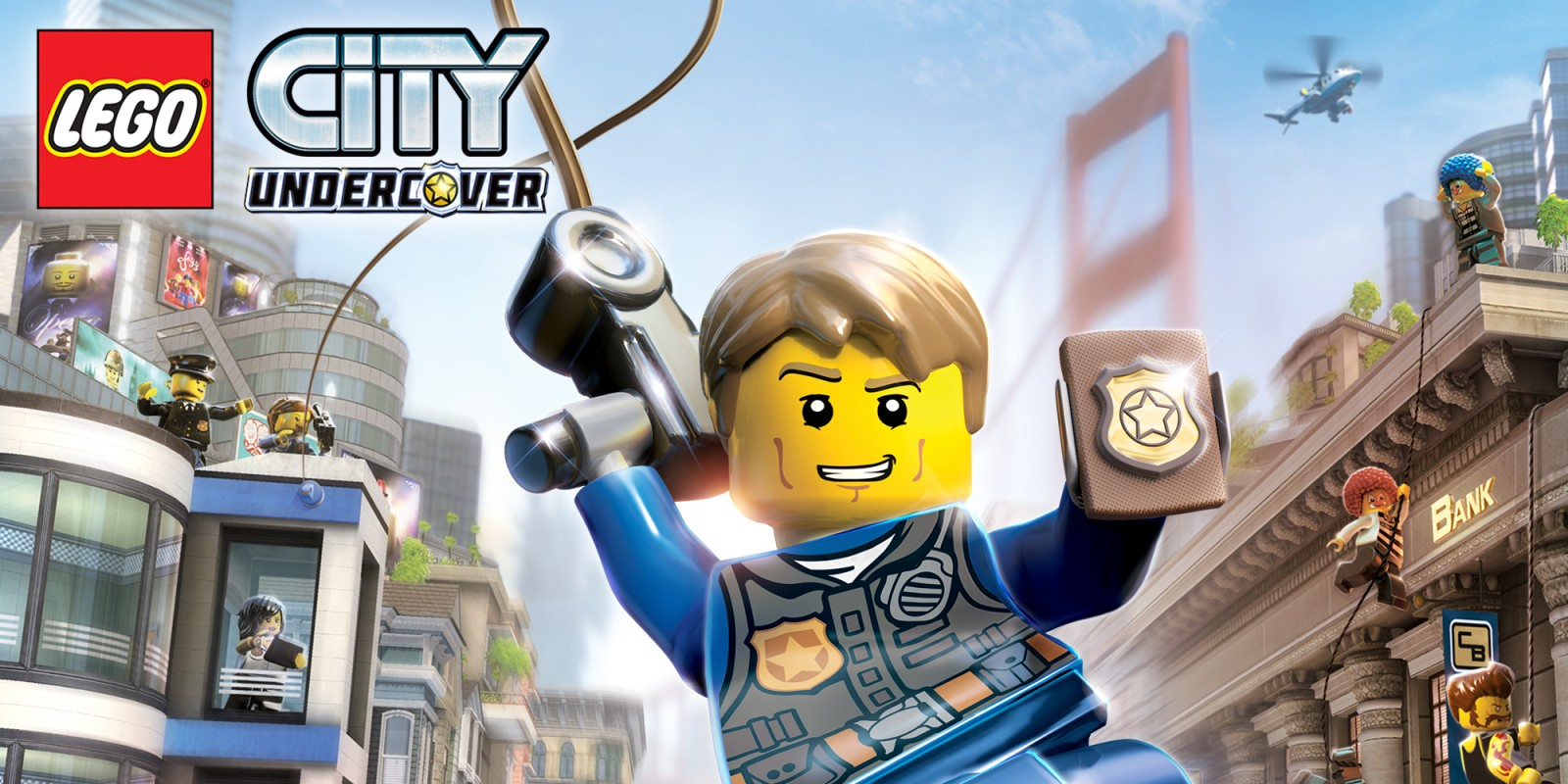 LEGO® CITY Undercover | Nintendo Switch | Games | Nintendo