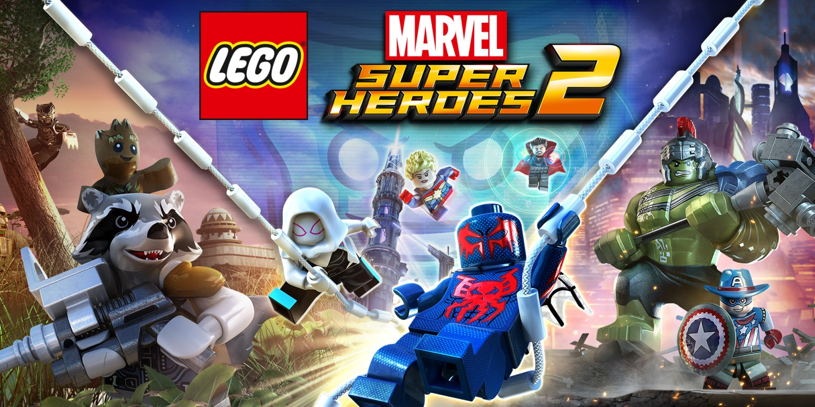marvel lego news