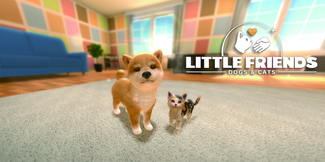 Little Friends: Dogs & Cats | Nintendo Switch | Spiele | Nintendo
