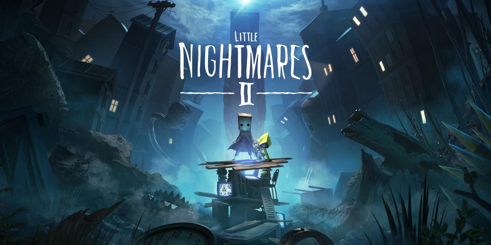 Little Nightmares II | Nintendo Switch | Jogos | Nintendo