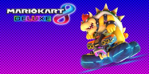 Start your engines and prepare to burn rubber at our official Mario Kart 8 Deluxe website!
