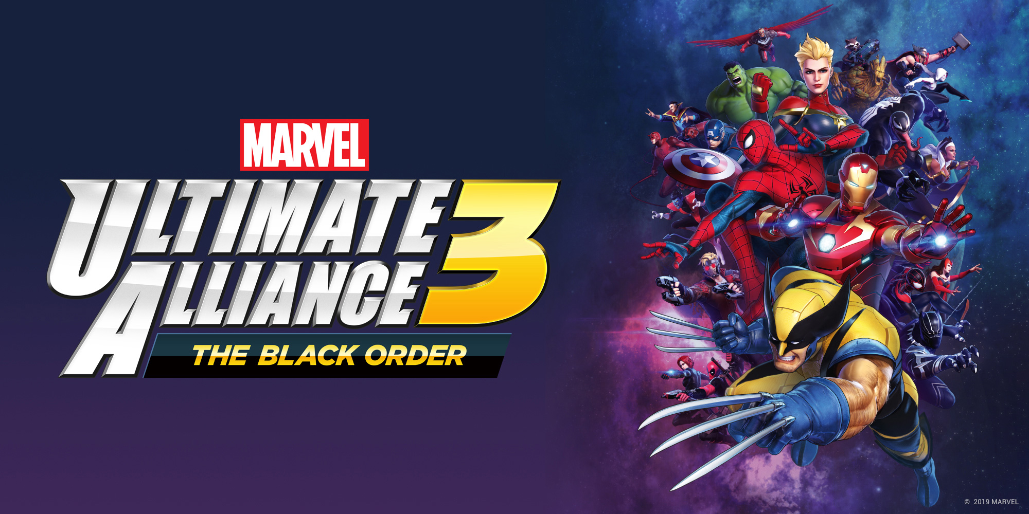 Lanciati in azione con MARVEL ULTIMATE ALLIANCE 3: The Black Order insieme a Nintendo Treehouse: Live