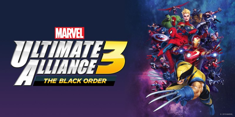 MARVEL ULTIMATE ALLIANCE 3: The Black Order Uitbreidingspas