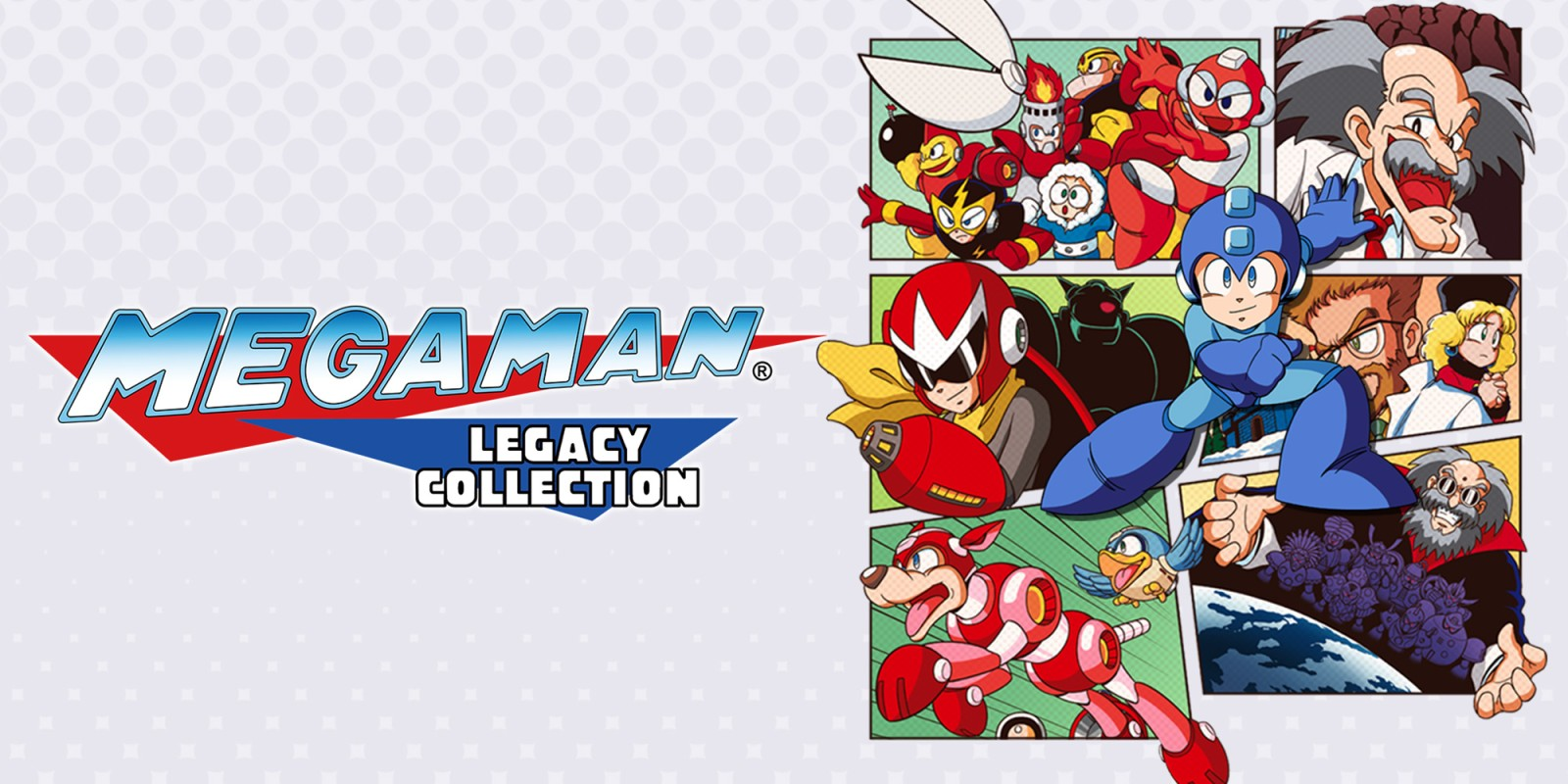 Mega Man Legacy Collection Nintendo Switch Download Software Games Nintendo