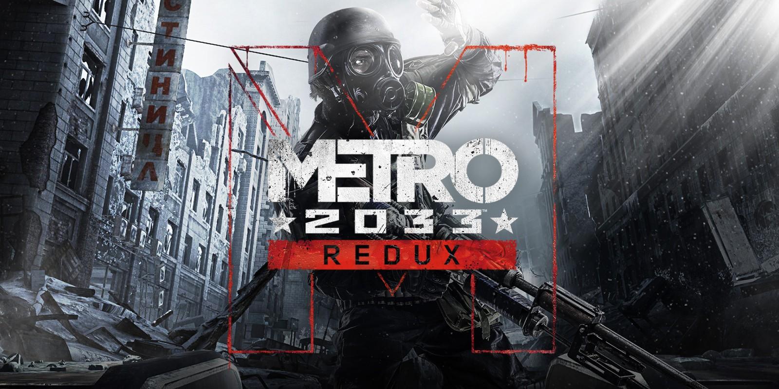 Πλήρης ανάλυση του Metro Redux στο Switch