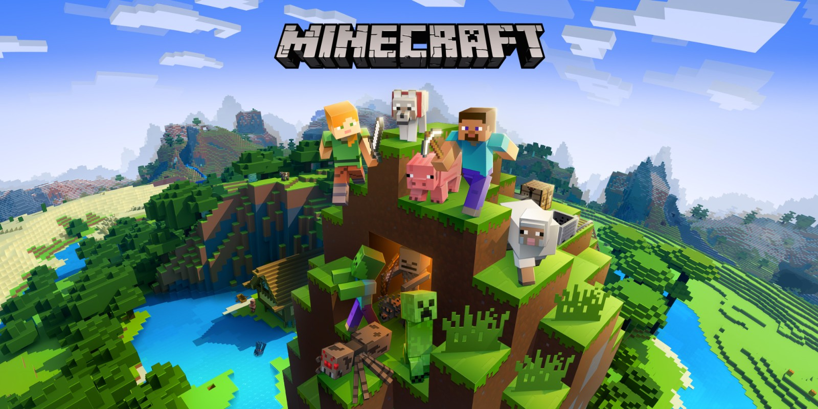 Minecraft Nintendo Switch Juegos Nintendo