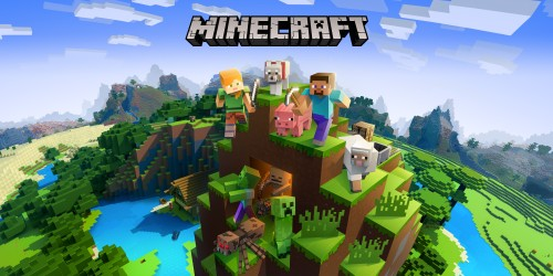 Minecraft on Nintendo Switch is now bigger, better and more beautiful – with new ways to play and share!