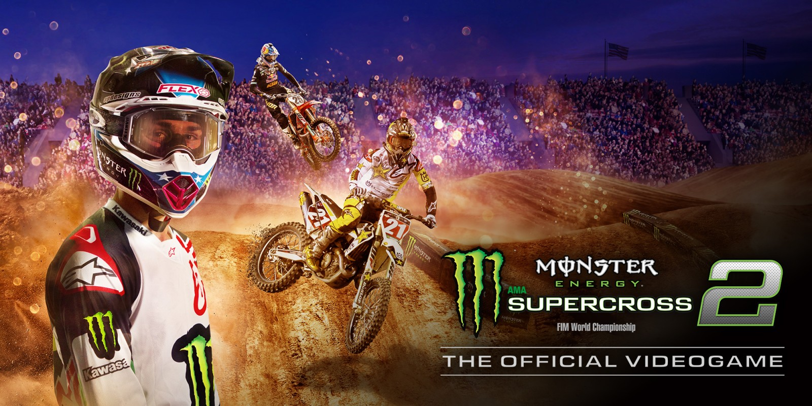 f8e96a5ed Monster Energy Supercross - The Official Videogame 2