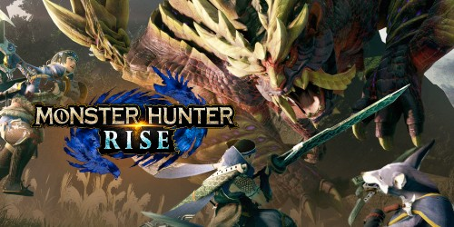 Watch a MONSTER HUNTER RISE veteran and beginner take on Magnamalo