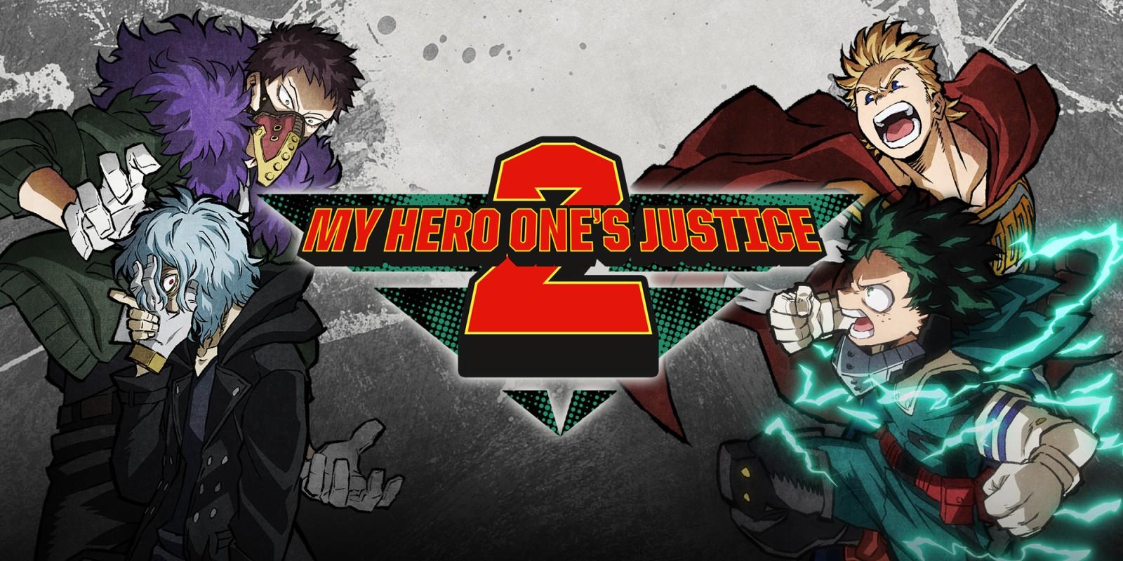 MY HERO ONE'S JUSTICE 2 | Nintendo Switch | Jogos | Nintendo