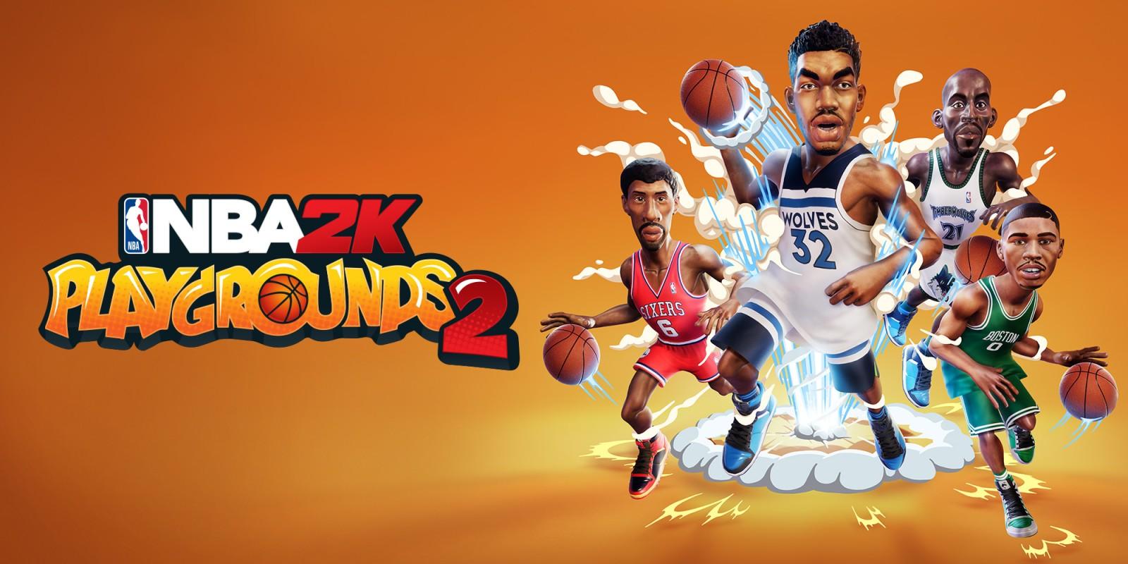 Nba 2k Playgrounds 2 Review: NBA 2K Playgrounds 2