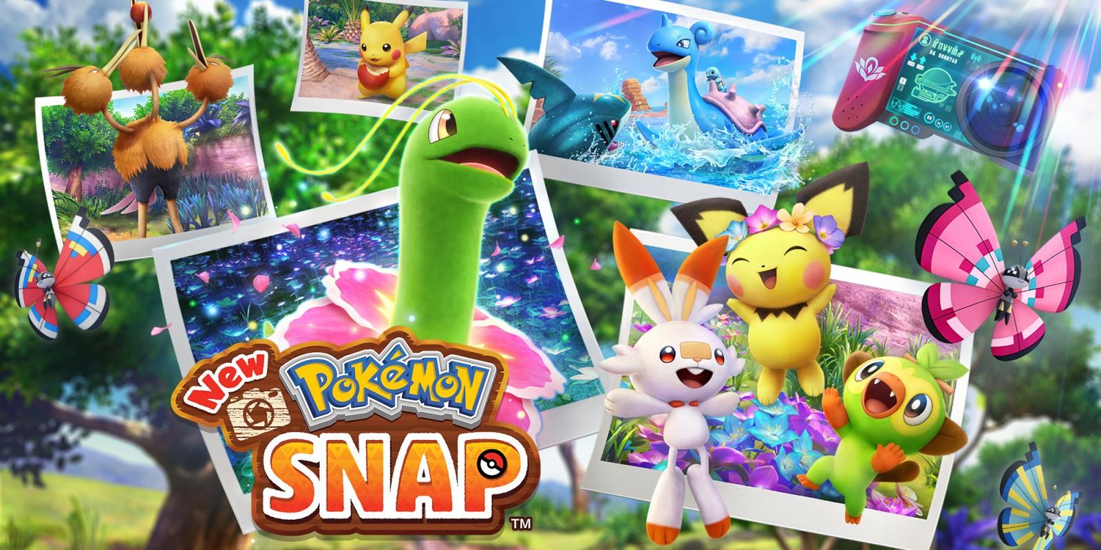 Review game Pokémon Snap mới bạn cần biết