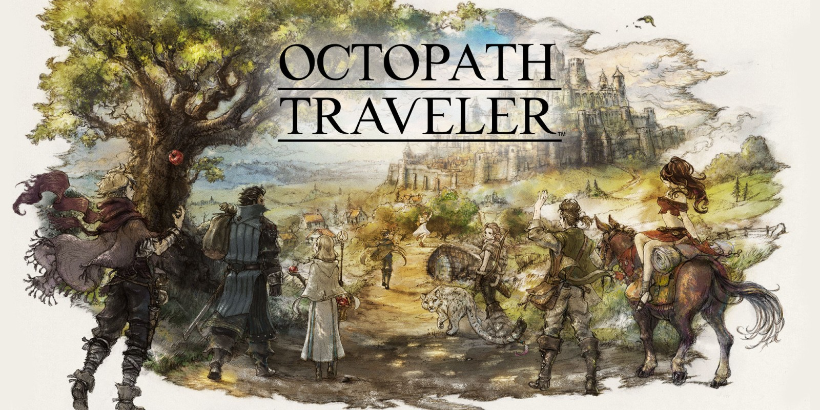Octopath Traveler Nintendo Switch Juegos Nintendo