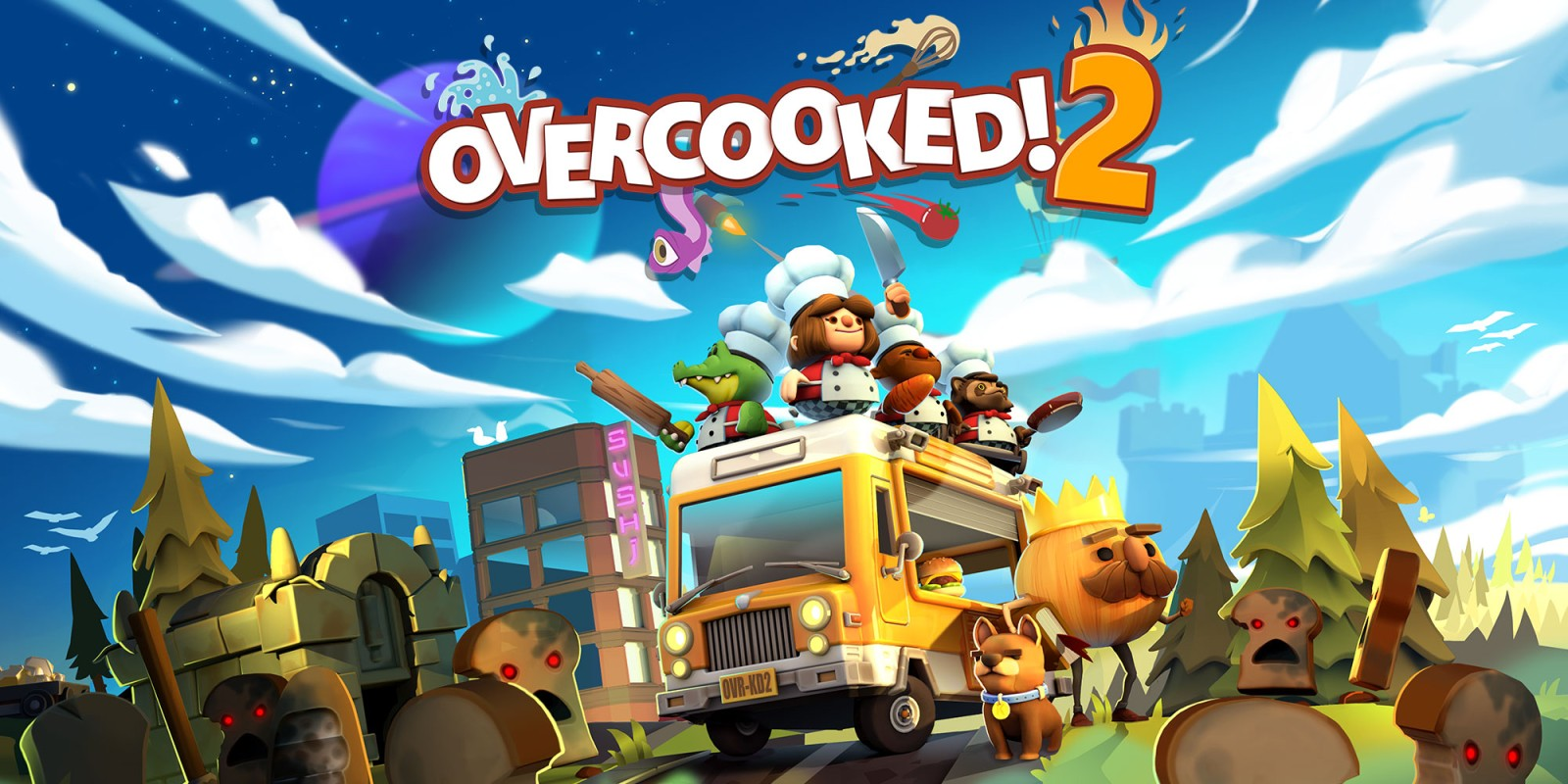 Overcooked 2, best nintendo switch indie games, top 10