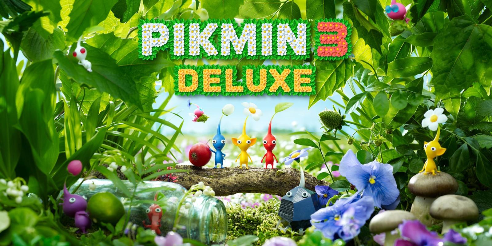 Pikmin 3 Deluxe | Nintendo Switch | Giochi | Nintendo