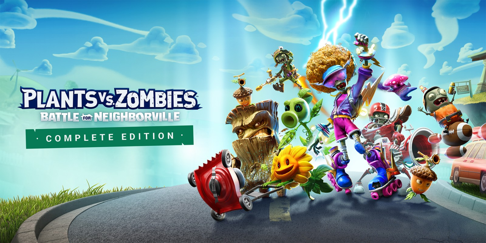 Plants vs. Zombies™: De strijd om Neighborville Complete Edition