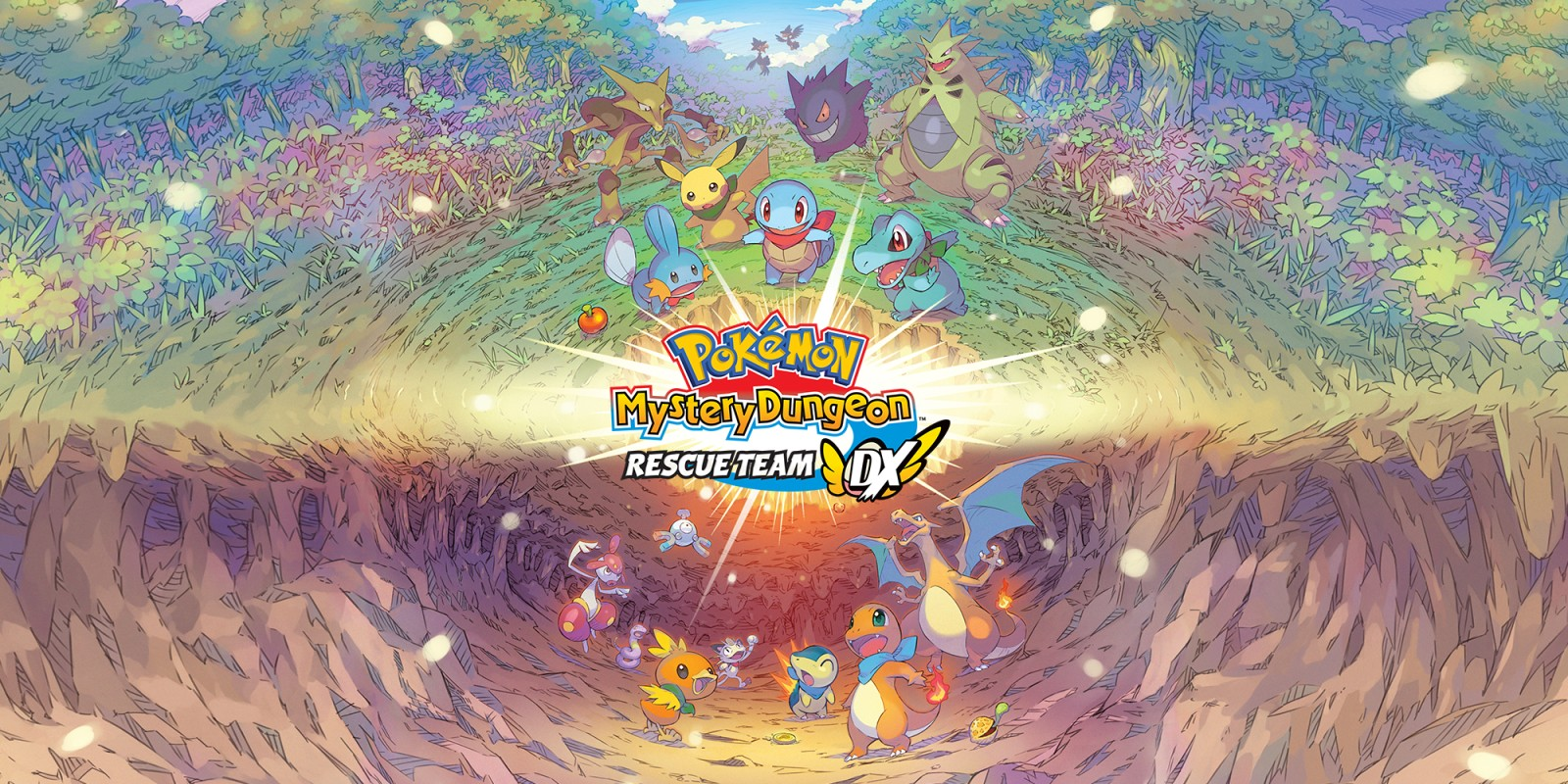 Νέο trailer για το Pokemon Mystery Dungeon DX