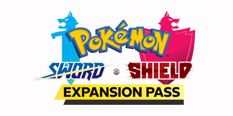 сезонный абонемент для Pokémon Sword и Pokémon Shield