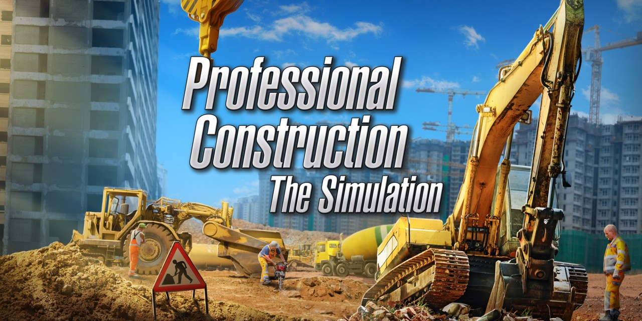 professional construction the simulation nintendo switch games nintendo