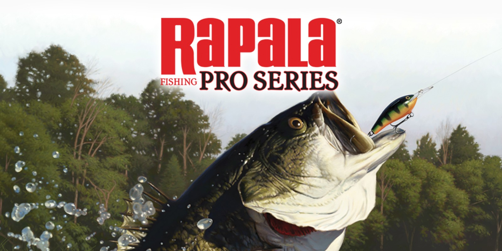 Rapala Fishing Pro Series | Nintendo Switch | Games | Nintendo