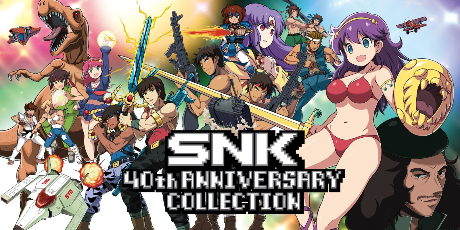 Image result for snk 40th anniversary collection