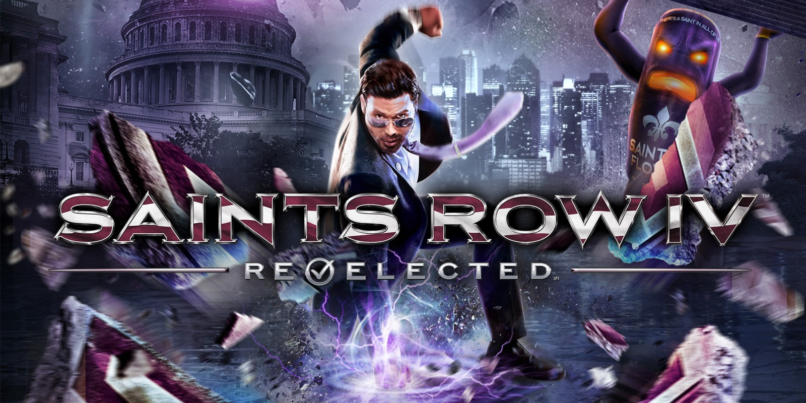 Saints Row IV®: Re-Elected™