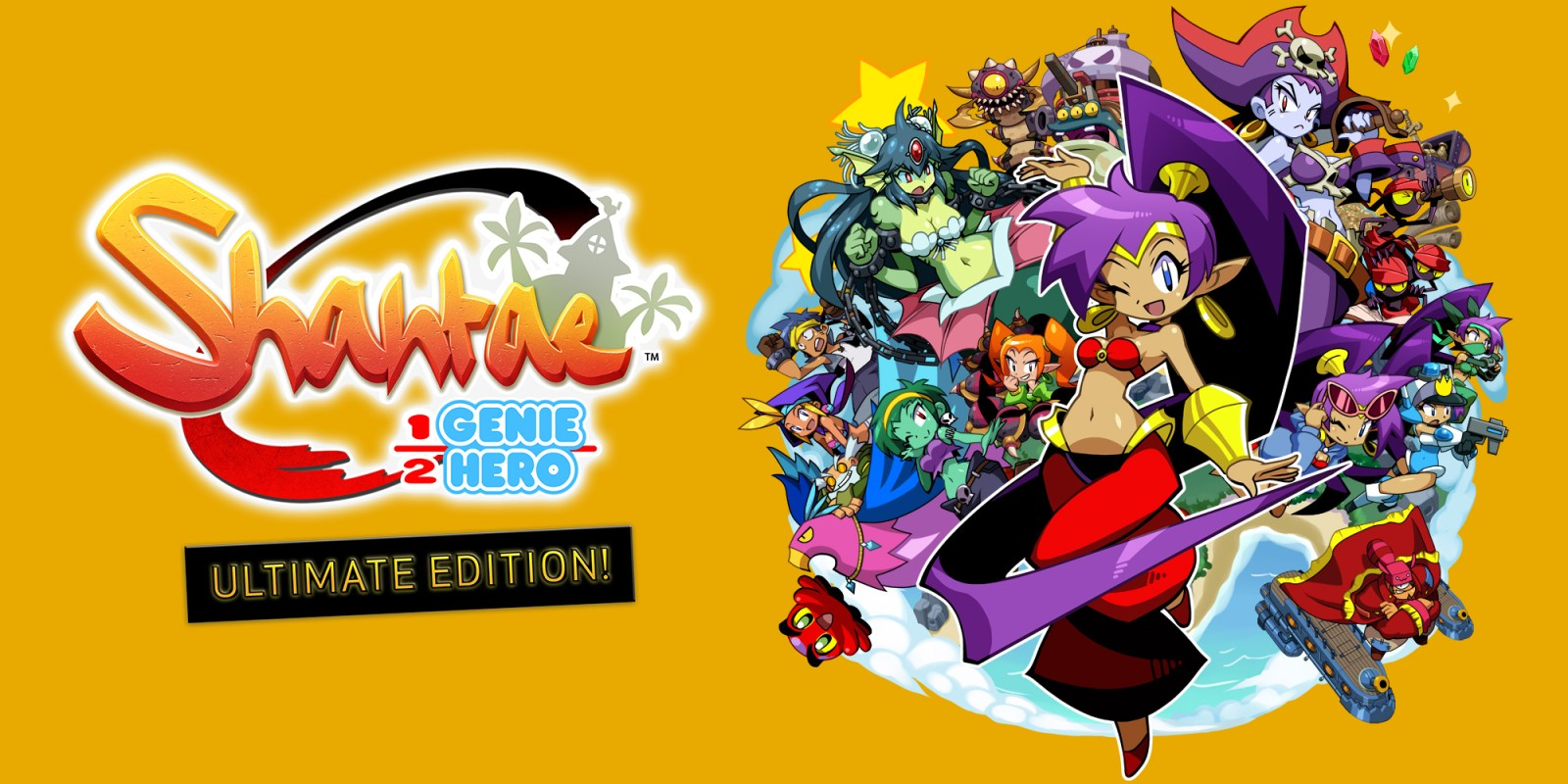 Shantae: Half- Genie Hero Ultimate Edition