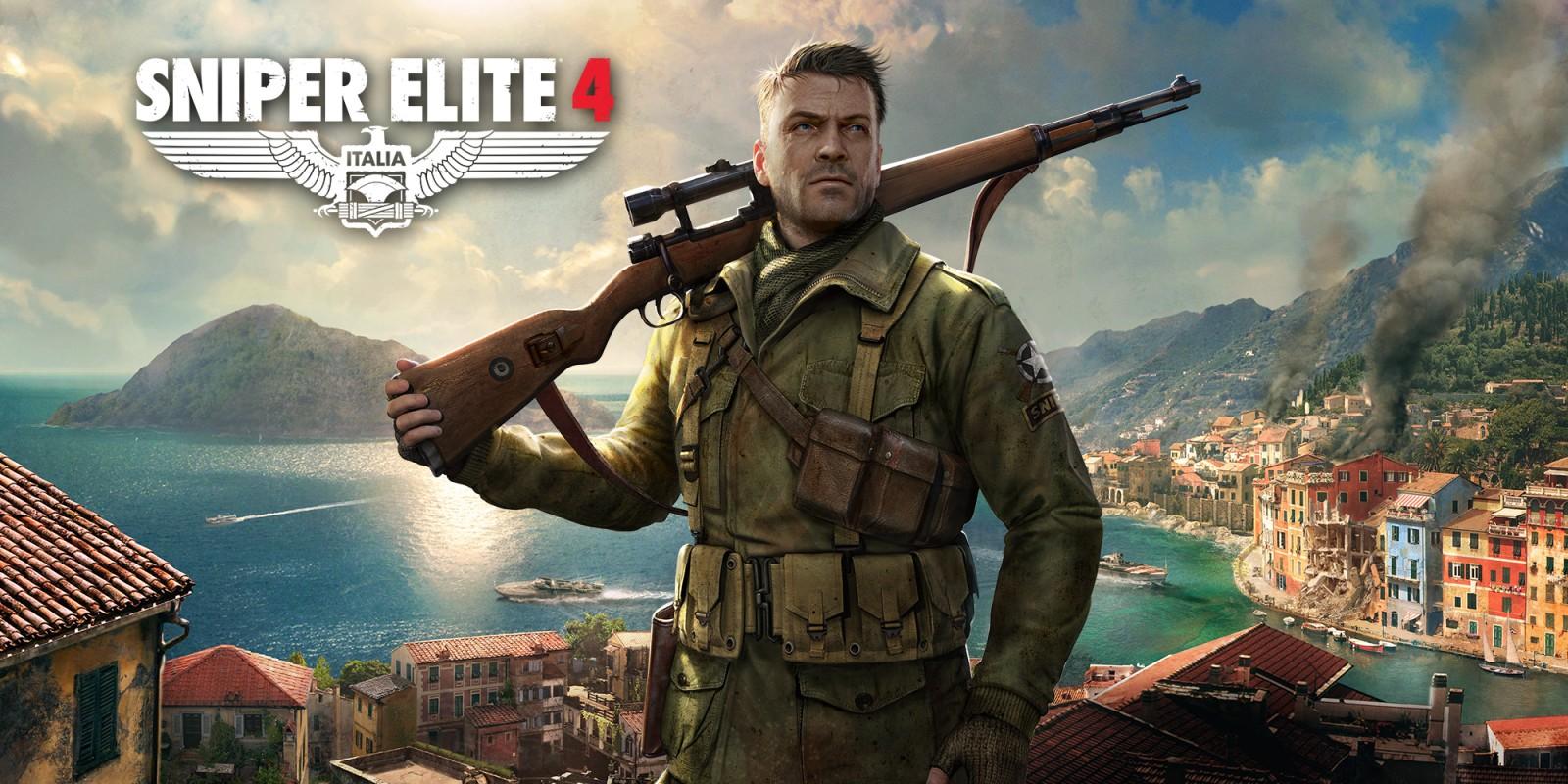 Στις 17 Νοέμβρη το Sniper Elite 4 στο Nintendo Switch