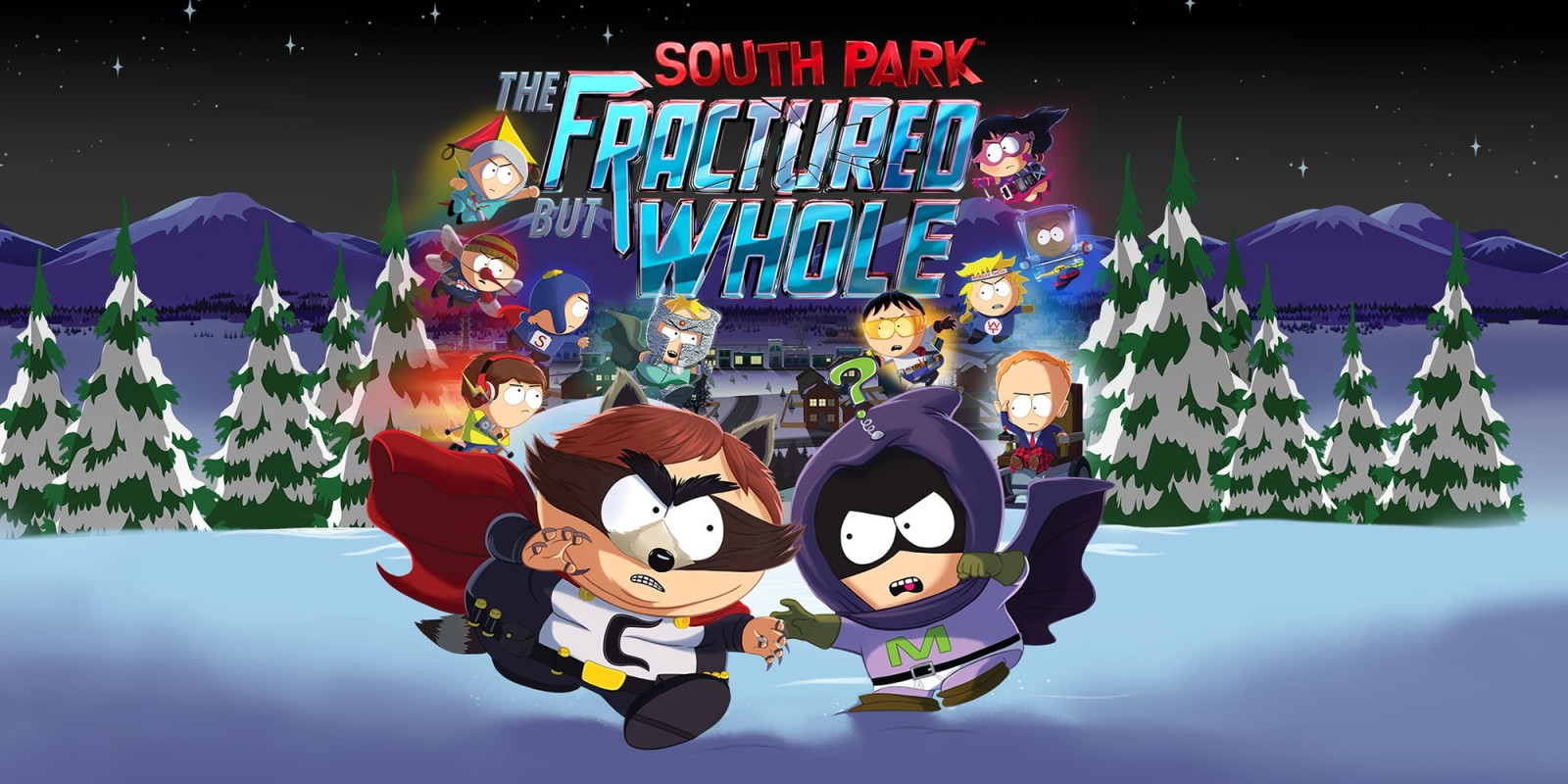 South Park™: The Fractured But Whole™ | Nintendo Switch | Games ...
