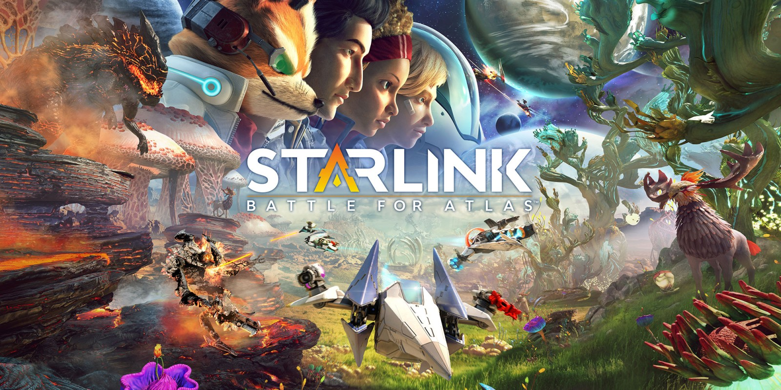 Starlink Battle For Atlas Nintendo Switch Juegos Nintendo