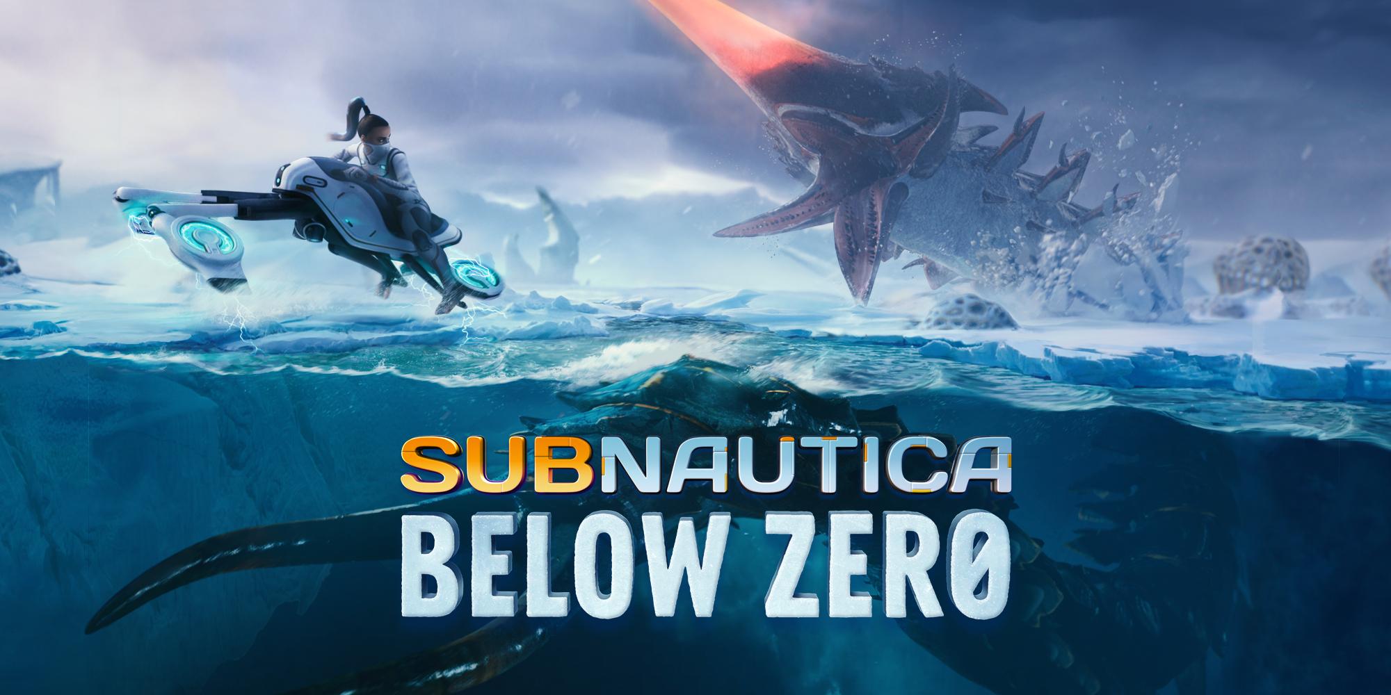 Subnautica: Below Zero | Nintendo Switch | Jogos | Nintendo