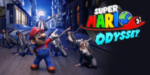 Mario's leaping into our world for a real-life odyssey in the brand new Jump Up, Super Star! - Super Mario Odyssey Musical video