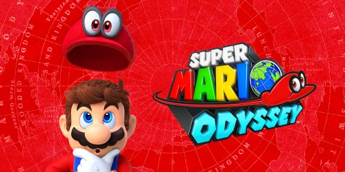 Watch Rooster Teeth play Super Mario Odyssey this weekend at RTX London