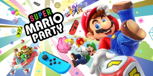 Scopri dove preordinare Super Mario Party per Nintendo Switch!