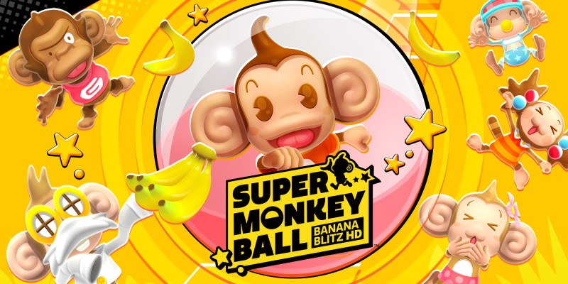 Super Monkey Ball: Banana Blitz HD