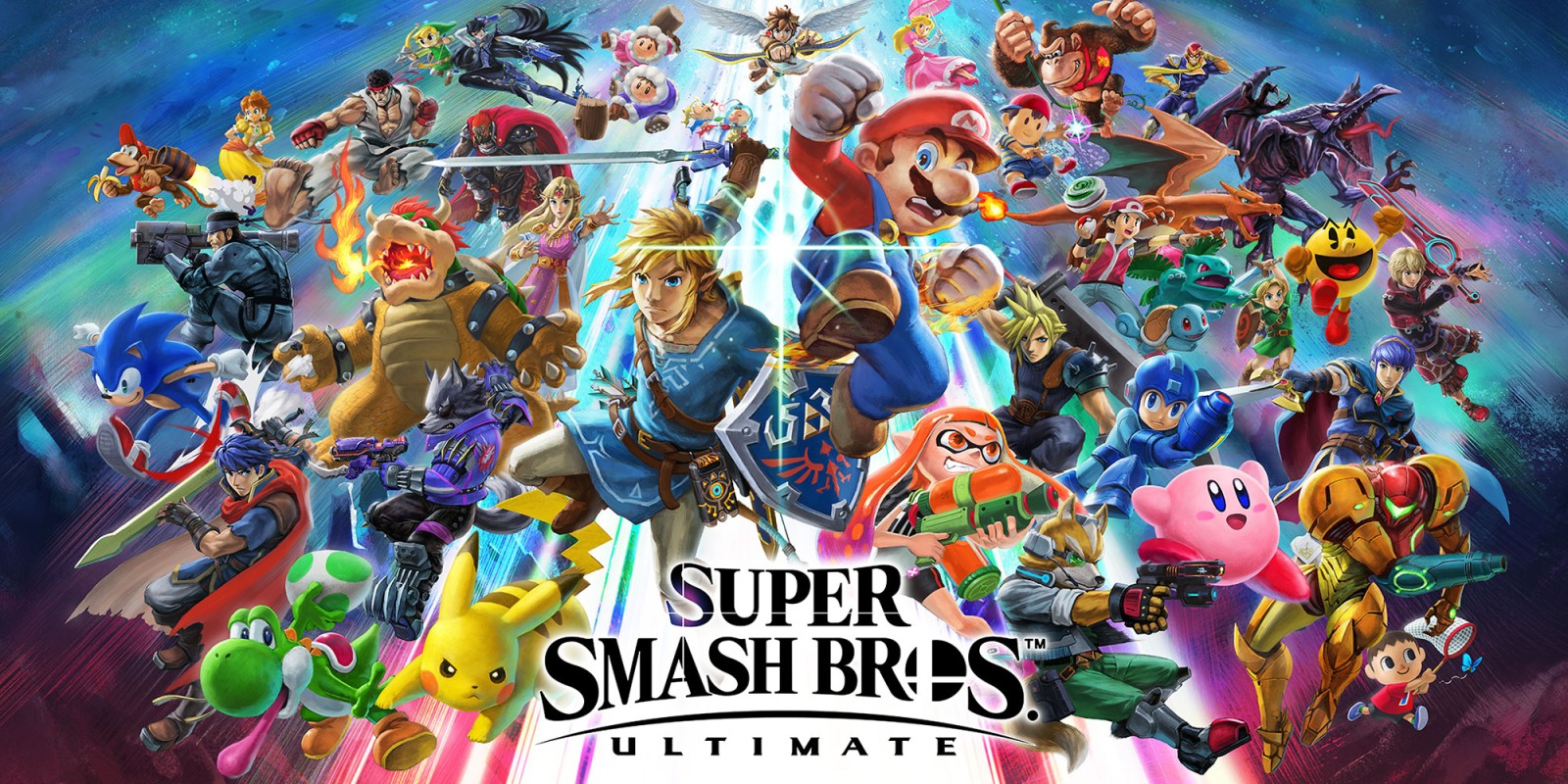 Super Smash Bros Ultimate Nintendo Switch Juegos Nintendo
