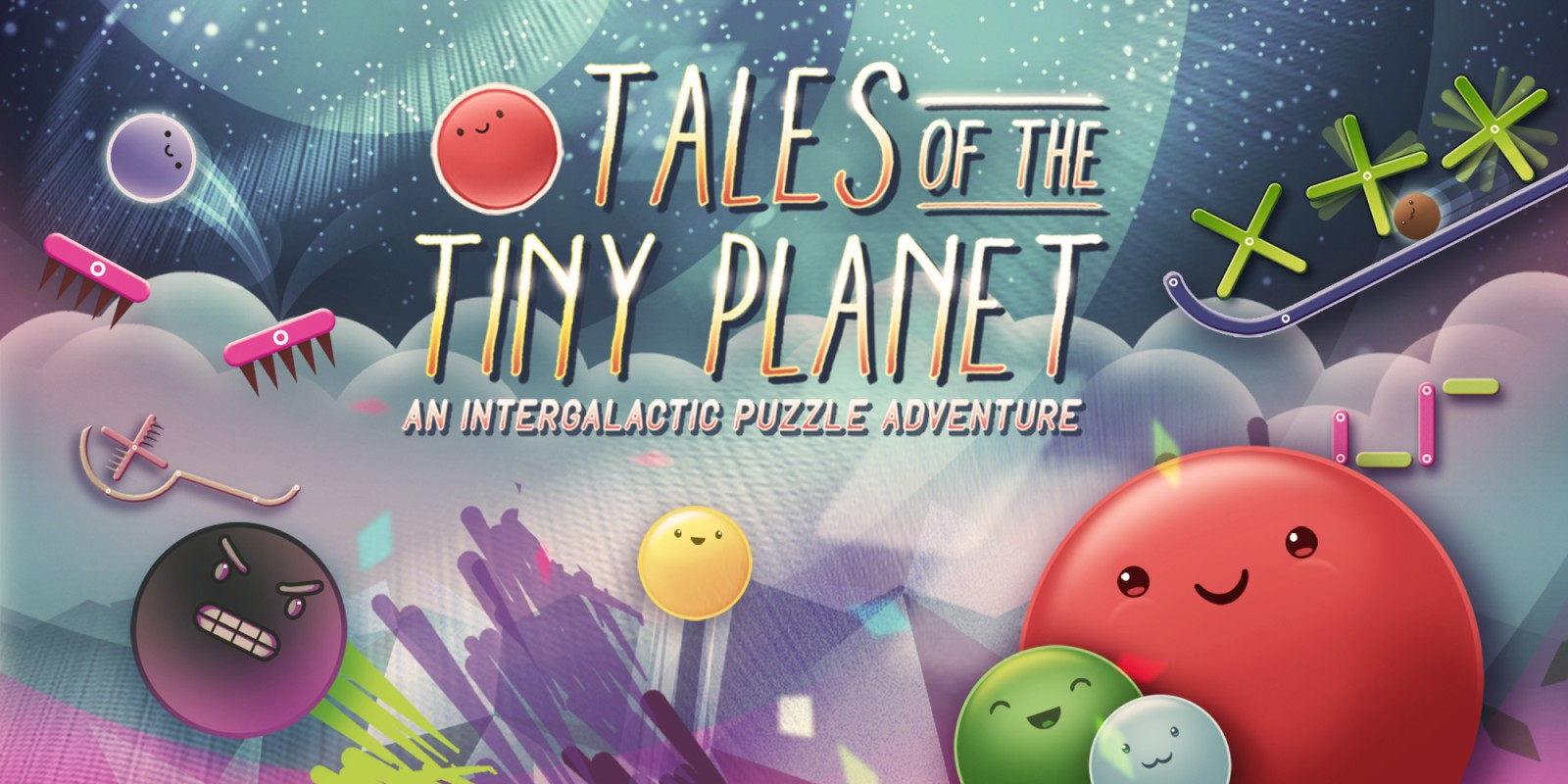 Tales of the Tiny Planet | Nintendo Switch | Games | Nintendo