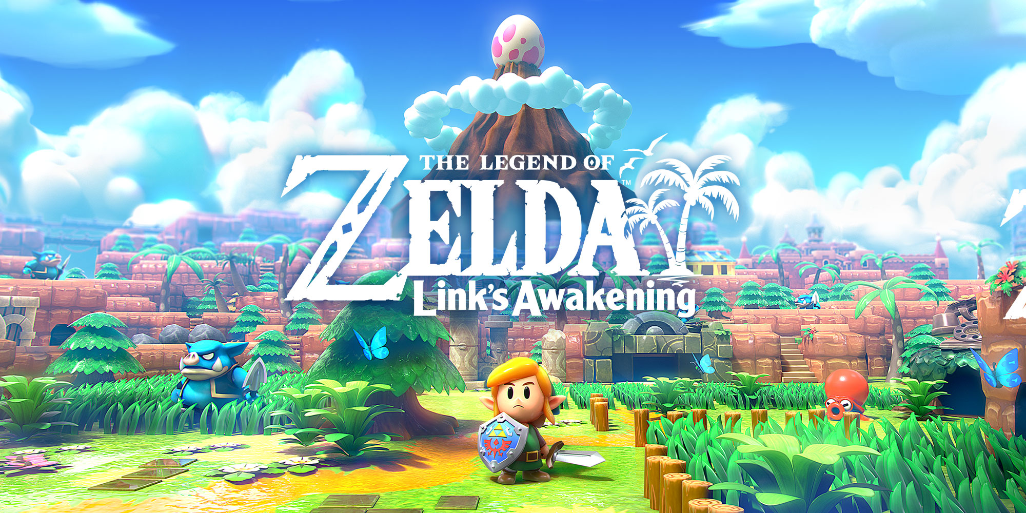 Learn more about The Legend of Zelda: Link's Awakening from series producer Eiji Aonuma!