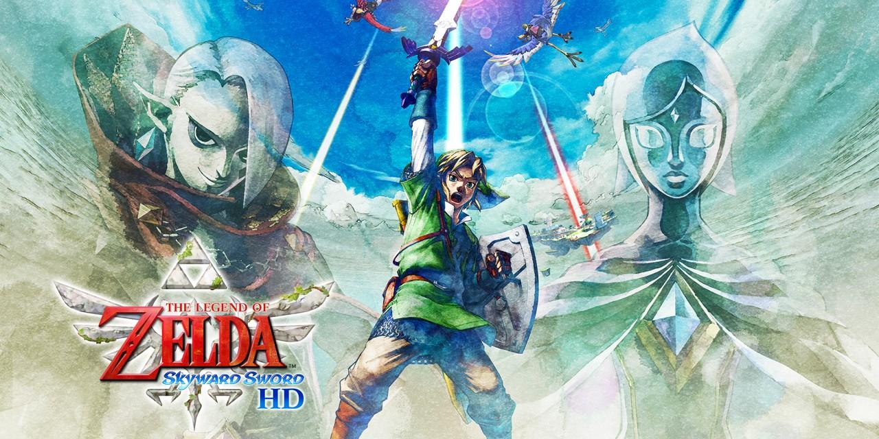 The Legend of Zelda: Skyward Sword HD | Nintendo Switch | Jogos | Nintendo