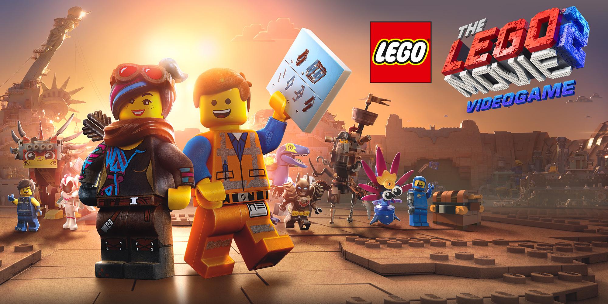 The Lego Movie 2 Videogame Nintendo Switch Games Nintendo