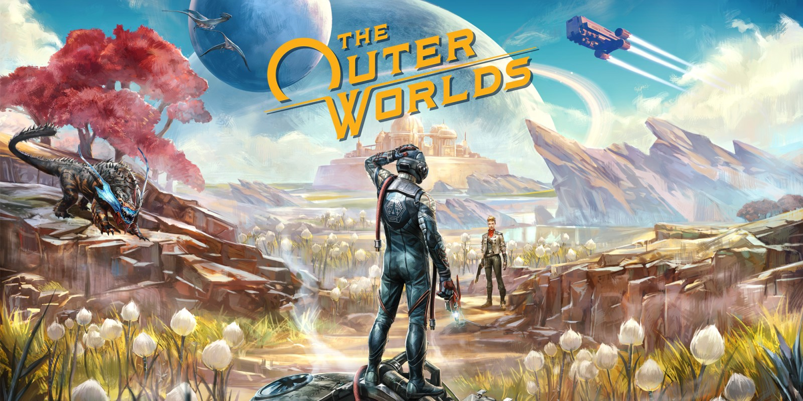 The Outer Worlds | Nintendo Switch | Games | Nintendo